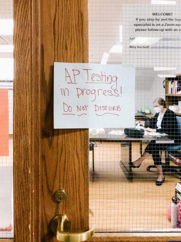 AP Tests Meet New Format