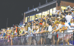Student Section Returns, Positively Impacts Players on Field