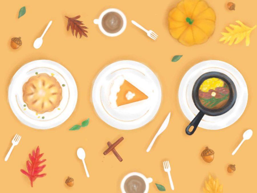 Farmers' Market Produce Meets Popular Autumn Recipes